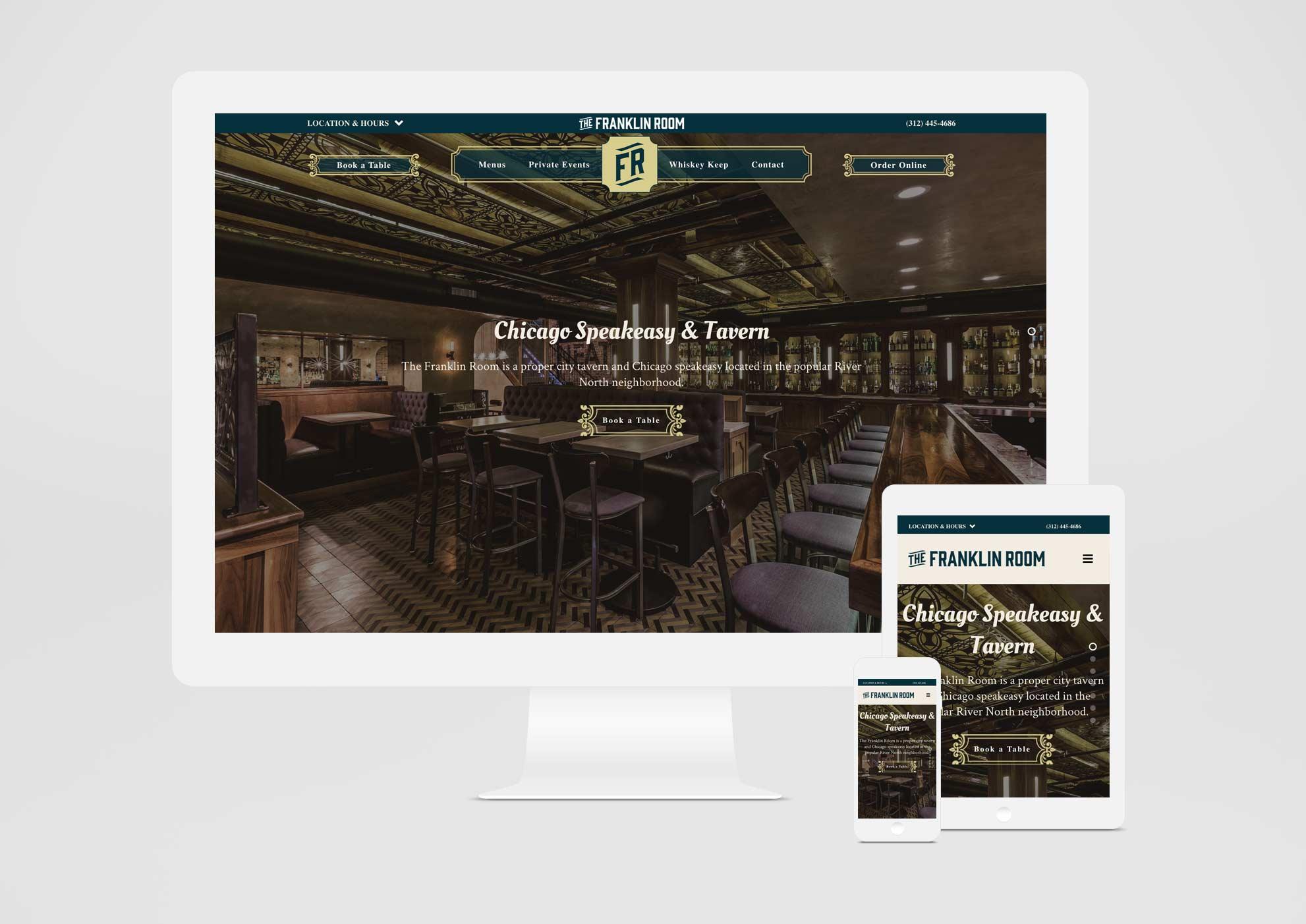 The Franklin Room – John Ryan Design